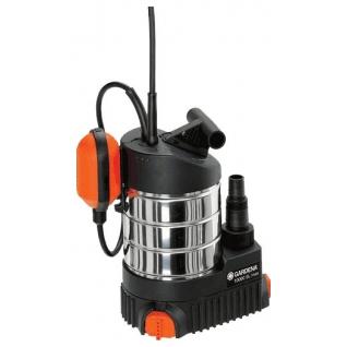 Насос дренажный для чистой воды Gardena 21000 inox Premium-6770540