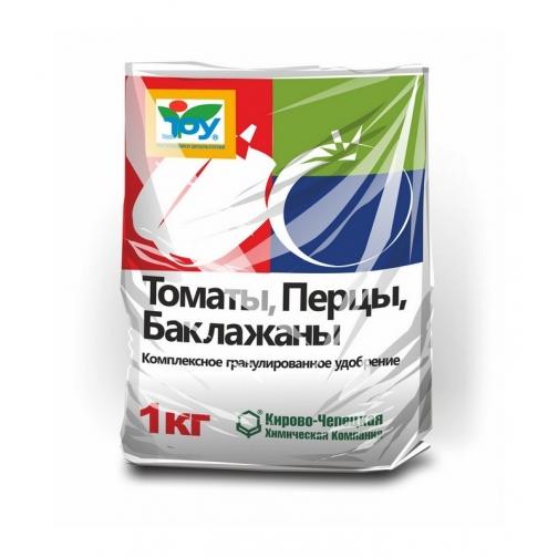 Удобрение Томаты, перец, баклажаны 1кг-822150