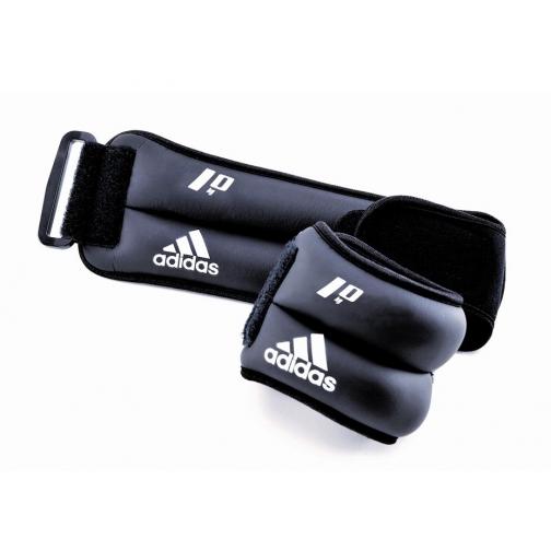 Adidas Утяжелители на запястья/лодыжки (2шт х 1кг) Adidas ADWT-12228-452780