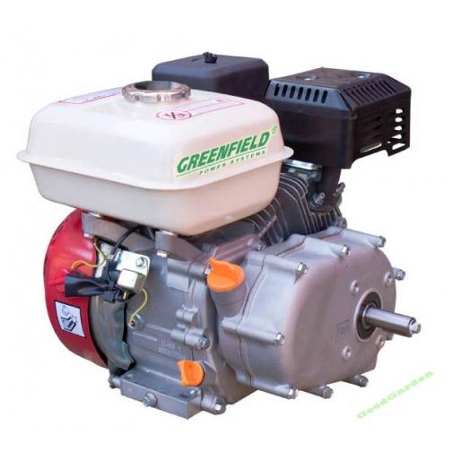 Двигатель с редуктором GREENFIELD GF 168 F-1R (GX200)-6819064
