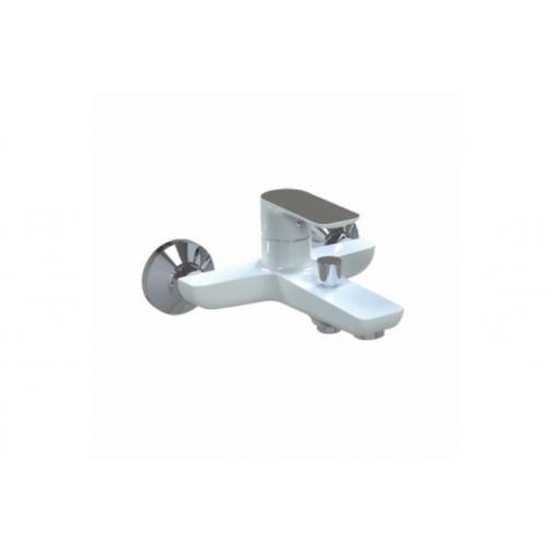 FRAP G3048 белый/хром 35мм Смеситель ванна 37260194 1