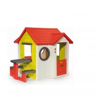 Игровой домик со столом и звонком Smoby-37721687