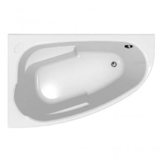Ванна асимметричная Cersanit JOANNA 140х90 см, белая арт. P-WA-JOANNA*140-P-6762441