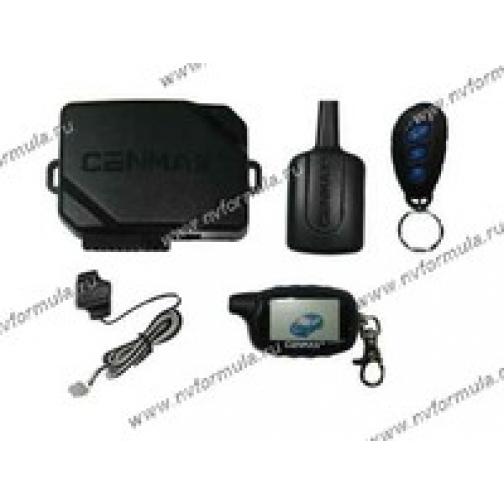 Автосигнализация Cenmax Vigilant V- 7A ж/к обратная связь-9060206