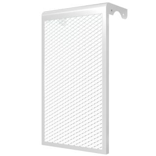 Декоративный металлический экран на радиатор ERA 3-х секционный-6770455