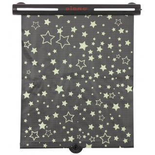 Шторки Diono Шторка от солнца для автомобиля Diono Starry Night черная-1961888