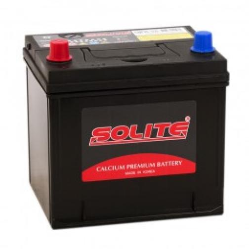 Автомобильный аккумулятор SOLITE SOLITE CMF 26-550 550А прямая полярность 60 А/ч (206x172x205)-6663937