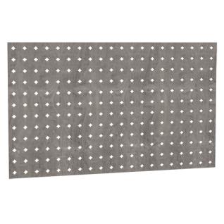 Декоративный экран Квартэк Клио 600*1500 (металлик)