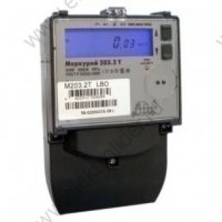 Электросчетчик Меркурий 203.2Т LBO многотарифный-1427230