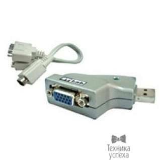 STLab ST-Lab U360 RTL ADAPTER USB TO RS-232, COM SERIAL 2 PORTS-5800409