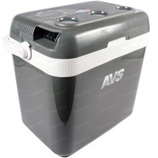 Термоэлектрический автохолодильник AVS CC-32B (32л, 12/220В) AVS-833028