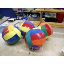 Мяч с пуховым наполнителем d - 50 см