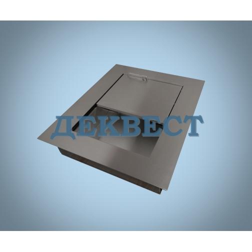 Передаточный кассовый лоток УПП-3 (передвижной).-494627