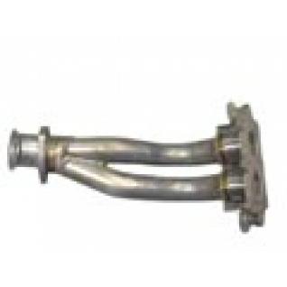 VW Passat B3 / Пассат В3 88-93 Приемная труба глушителя 1H0253087D-408864