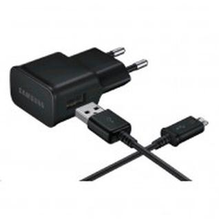 Зарядное устройство сетевое Samsung micro-USB, 2A, black