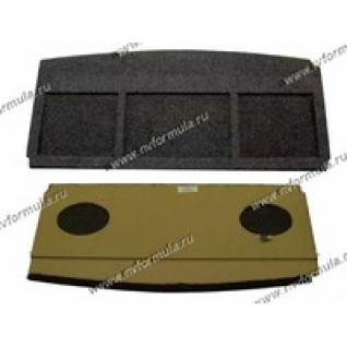 Полка акустическая 2123 Chevy Niva под акустику 6х9 МДФ 16мм-9060399