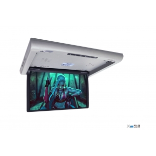 """Потолочный монитор для автомобиля с электроприводом 13.3"""" XM 1360RDUD (Gray) XM-5787844"""