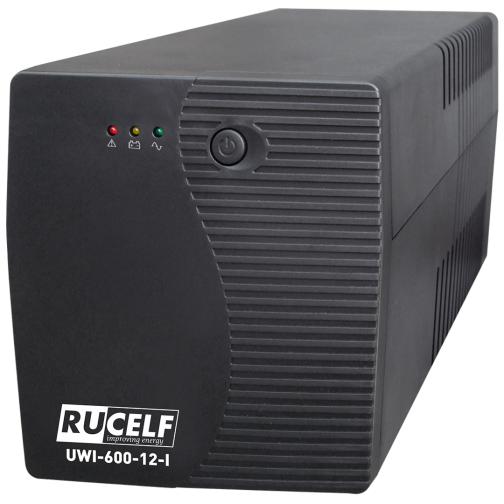 Источник бесперебойного питания RUCELF UPI-600-12-I/E-6434695