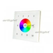 Arlight Панель Sens SR-2820AC-RF-IN White (220V,RGBW,4зоны) SL017857