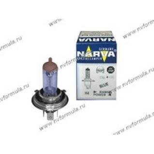 Лампа галоген 12V Н4 60/55W P43t NARVA BLUE 48677-416239