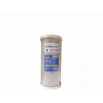 Картридж Аквабрайт угольный УГП-10ББ (карбон-блок) Аквабрайт