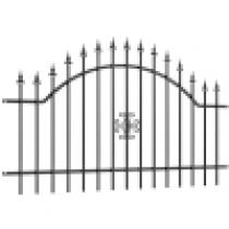 Забор сварной Rodos, секция 1,5х2м