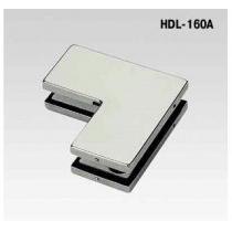 HDL 160 А  PSS Угловое крепление стекла
