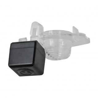 Штатная камера заднего вида SWAT VDC-027 Toyota Corolla 07-12 SWAT-6831067
