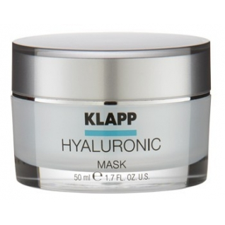 Klapp Maska (Hyaluronic) - Маска Глубокое увлажнение