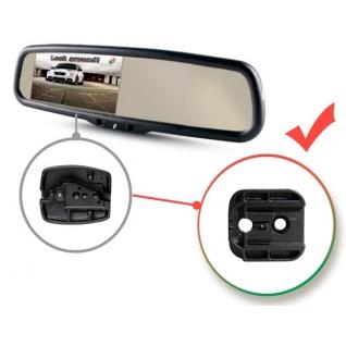 Зеркало заднего вида с монитором и автозатемнением Gazer MU700-37241181