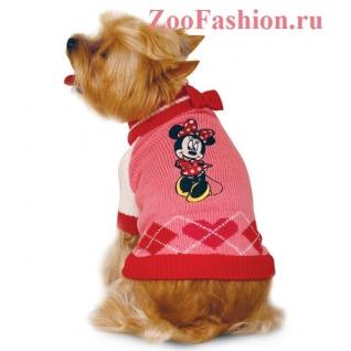 "Свитер для собак ""Minnie"" (L)"