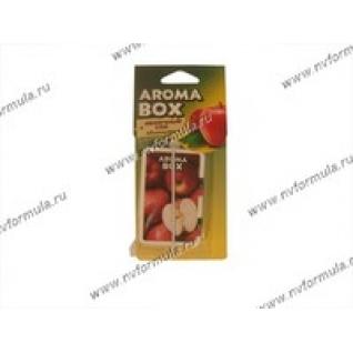 Ароматизатор Aroma Box яблочный сок-432186