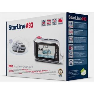 Автосигнализация StarLine A93 StarLine-833901
