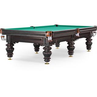 Бильярдный стол для русского бильярда Weekend Billiard Turin 9 ф черный орех-865959