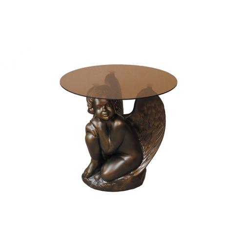журнальный стол Ангел ( цвет бронза )-2022959
