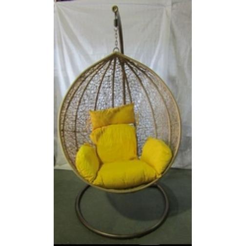Кресло подвесное из искусственного ротанга МД-067/2-6822531