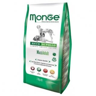Monge Monge Dog Maxi корм для взрослых собак крупных пород 3 кг