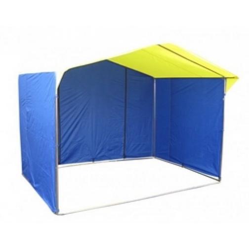 Палатка торговая, разборная 2,5 x 2,5 трубы Д 40мм-5283740