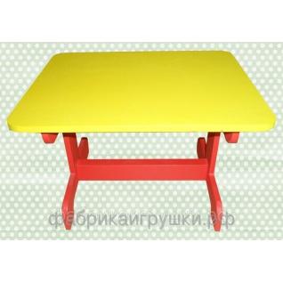 Стол для кукол деревянный (28х35х22 см)