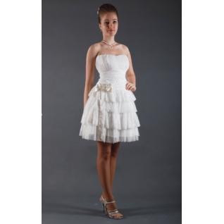 Платье свадебное Короткие свадебные платья⇨Лария-661962