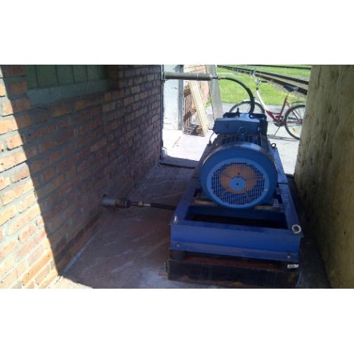 Насосы для систем отопления, насосы-теплогенераторы НТГ-055, НТГ-075, НТГ-090-465038
