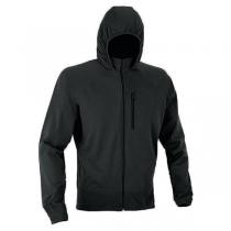 Defcon 5 Куртка Defcon 5 флисовая с капюшоном, цвет черный