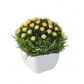"Искусственный цветок ""GRASS"" желтый-7170145"