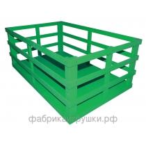 Контейнер для спортинвентаря 110х70х42 см