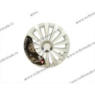 Колпаки R-15 MERIDIAN RING WHITE-431775