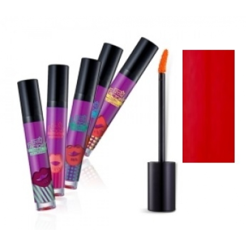 VOV - Устойчивый лаковый блеск-помада VOV 20's Factory Enamel lip lacquer 5-2148163