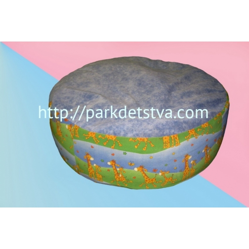 Мягкая набивная мебель Детский островок флок-6830373