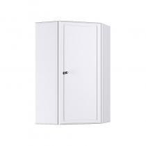 Шкаф навесной AQWELLA Barcelona 37.5 (Ba.04.36), белый