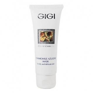 GIGI Azulen Mask - Маска Азуленовая для сухой и чувствит. кожи