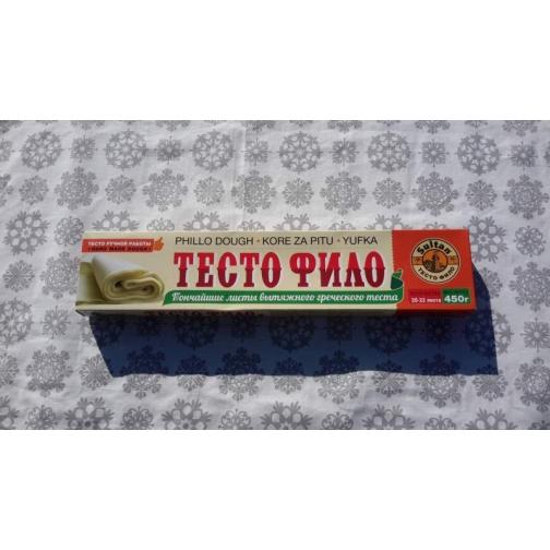 Тесто Фило-101409